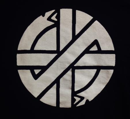 CRASS - Symbol - Back Patch