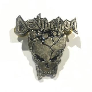 Destruction - Metal Badge