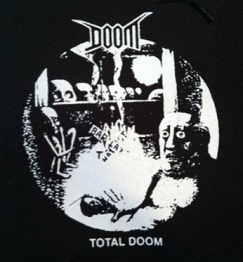 DOOM - Total Doom - Back Patch