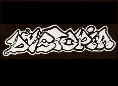 Dystopia - Name - Sticker
