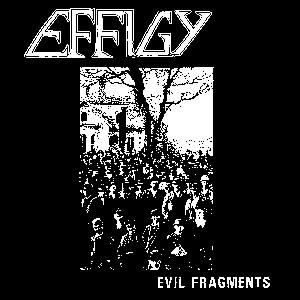 Effigy - Evil Fragments - Sticker