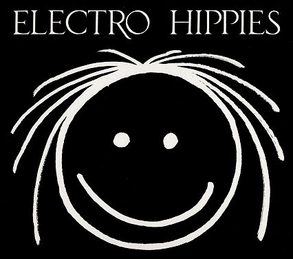 Electro Hippies - Smiley Face - Shirt