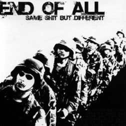 End Of All - Same Shit But Different (cd)