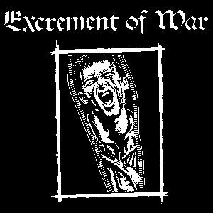 Excrement of War - Sticker
