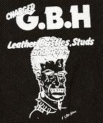 GBH - Leather, Bristles, Studs And Acne - Patch
