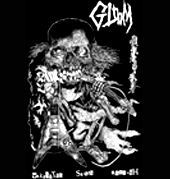 GLOOM - Guitar - Back Patch