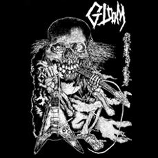 Gloom - Guitar - Shirt