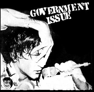 GOVERNMENT ISSUE - Singing - Back Patch