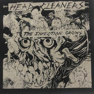 HEAD CLEANERS - Patch