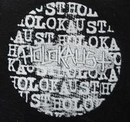 HOLOKAUST - Circle - Patch