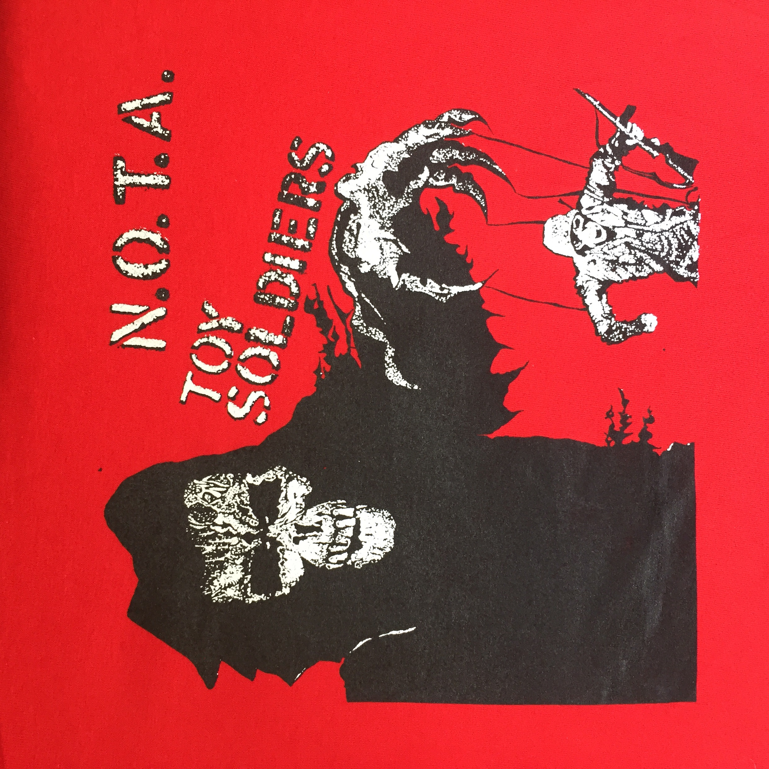 N.O.T.A. - Toy Soldiers - Shirt