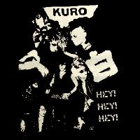 KURO - Hey - Back Patch