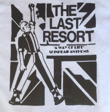 Last Resort - Shirt