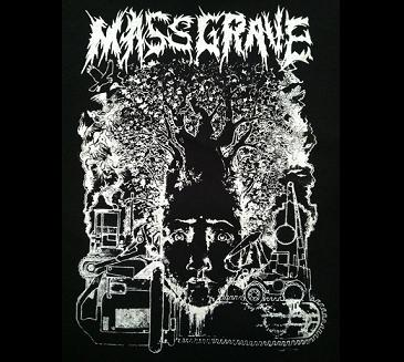 MASSGRAVE - Tree - Back Patch