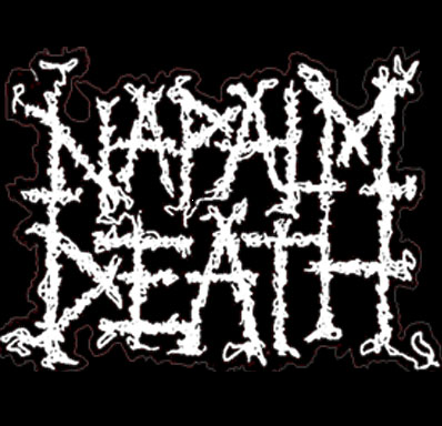 NAPALM DEATH - Name - Patch