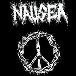 Nausea - Peace - Hooded Sweatshirt