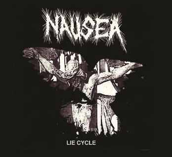 Nausea - Lie Cycle - Button