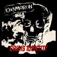 OXYMORON - Crisis Identity - Back Patch