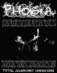 Phobia - Total Anarchist Grindcore - Shirt