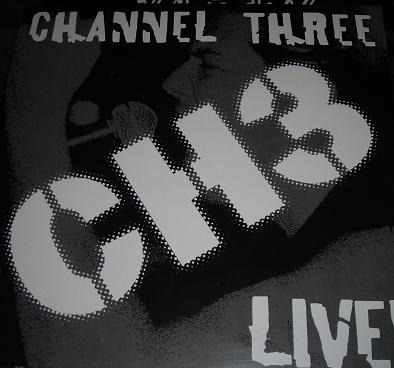 Channel Three - Live (LP)