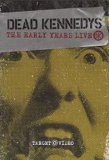 Dead Kennedys - The Early Years Live (DVD)