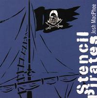 Stencil Pirates - Book (USED)