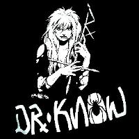DR. KNOW - Back Patch