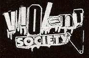 VIOLENT SOCIETY - Patch