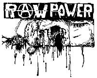 RAW POWER - Head - Patch