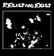 Resist And Exist - Live - Shirt