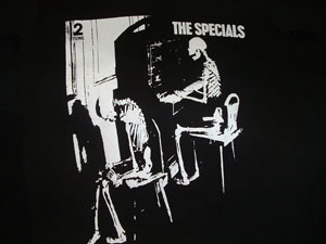 SPECIALS - Ghost Town - Back Patch