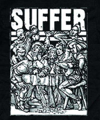 Suffer - Drunker - Shirt