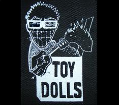 TOY DOLLS - Patch