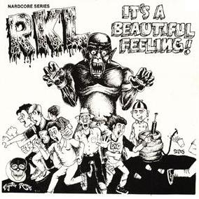 RKL - Beautiful Feeling - Back Patch