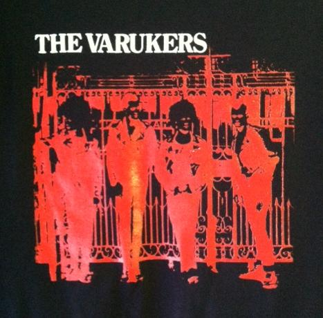 Varukers - Red Band - Shirt