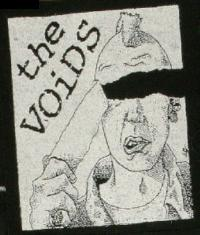 VOIDS - Punk - Sticker