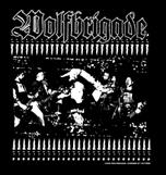 WOLFBRIGADE - Bullets - Back Patch